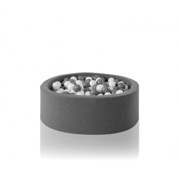 Rundt Misioo boldbassin i stof 90x30, inkl 150 bolde