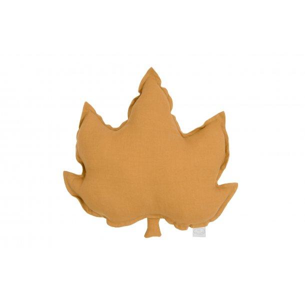 Cotton&Sweets pude i hør, Ahornblad - Caramel