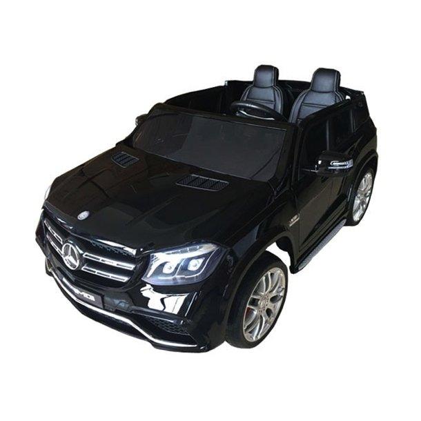Mercedes GLS 63 S Elbil til 2 børn, Sort